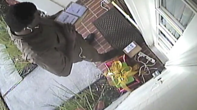 ups ipad mini theft