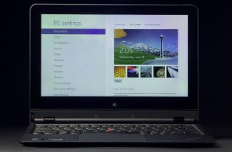 Lenovo Helix Review review front home