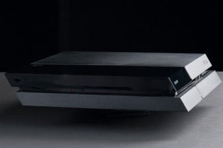 Sony Playstation 4 side
