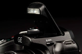 ge x600 flash