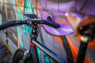 Quadlock iPhone 6 bike mount