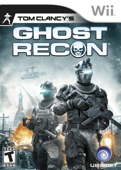 Ghost Recon - Wii U