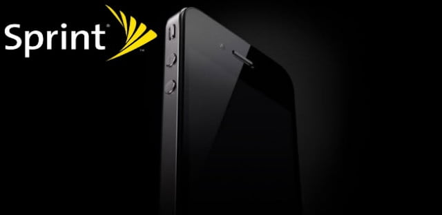 Sprint iPhone4