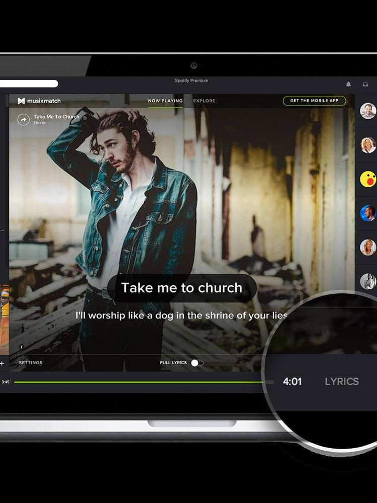Could Spotify's new lyrics feature be Illegal in the US?
