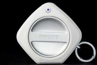 Philips Shoqbox review front closeup