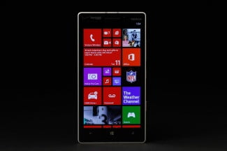 Nokia Lumia Icon front