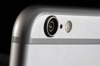 Apple iPhone 6 macro camera