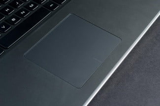 Dell XPS 15 trackpad