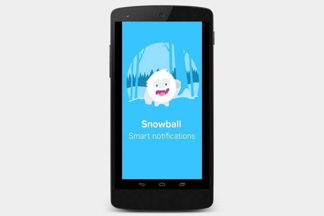 snowball-android-app