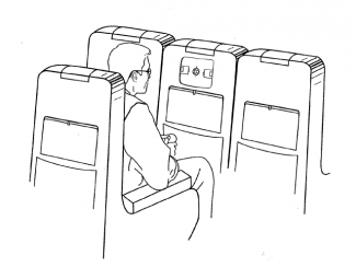 Nintendo emulator airline seats