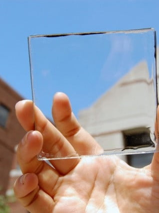 Fully transparent solar cell could make every window in your house a power source