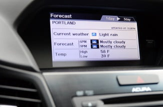 2013 acura ilx hybrid tech weather
