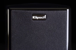 klipsch hd theater 600 satellite speaker macro