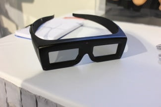 Leonar3do 3d glasses