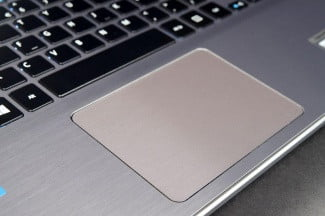 Acer Aspire M5 583P 6428 trackpad macro