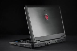 MSI Global GT60 Dominator Pro lid