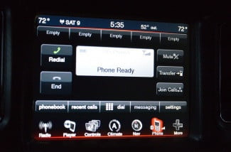 2013 Dodge Charger AWD Uconnect media center touchscreen phone ready
