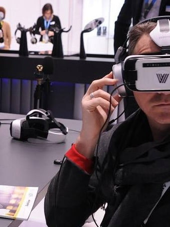 VR puts your eyes in another world; Sennheiser Ambeo brings your ears along