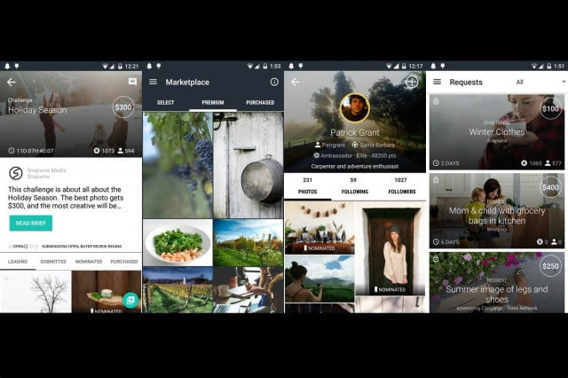 Cash in on your mobile photography with these smartphone apps | Drippler - Apps, Games, News, Updates & Accessories