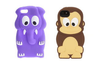 Griffin KaZoo cases for iPhone 5