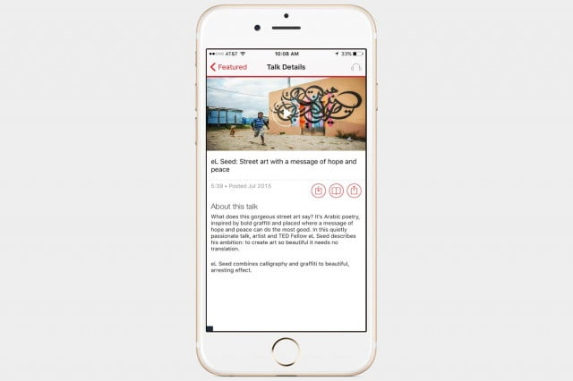 TED App Final