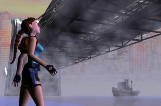 tomb raider chronicles screenshot
