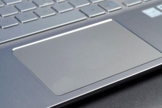 Samsung Series 7 Ultra trackpad