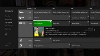 microsoft xbox one review interface the guide