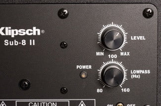 klipsch hd theater 600 subwoofer amp panel 2 macro