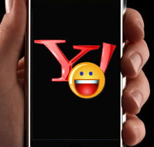 Yahoo mobile content