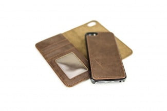 Sewell Monk Magnet Wallet Case