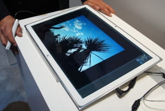 Panasonic 4K Tablet Photoshop
