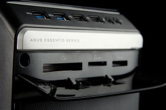 Asus M51AC US016S front ports open