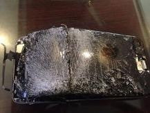 iPhone 6 exploded