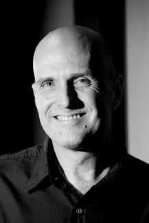Michael McMain, founder, CEO, and creative director