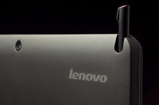 Lenovo Helix Review review stylus dock