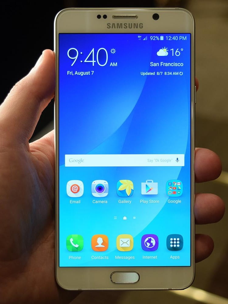 Hey Samsung, don't kill the Galaxy Note for an Edgy gimmick
