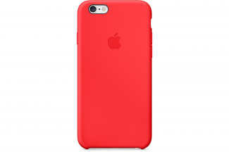 iPhone 6 silicone case from Apple