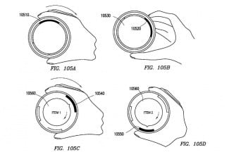 Samsung Patents Circular Smartwatch Design
