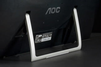 AOC A2472PW4T review stand