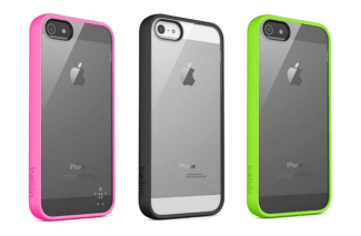 Belkin View cases for iPhone 5