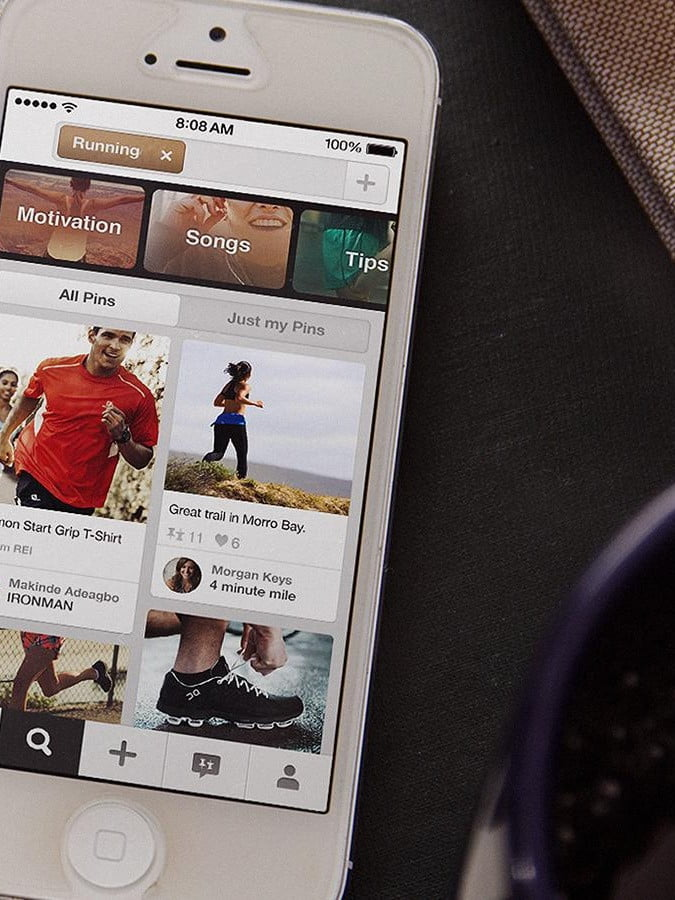 """Pinterest makes a push into ecommerce with """"Buy"""" button"""