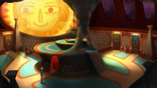 Broken Age Act I SS Boy Main Bridge