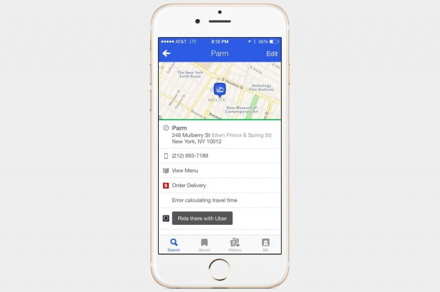 Best iOS apps for June Foursquare + Uber