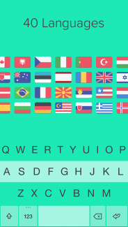Fleksy-iOS8-languages