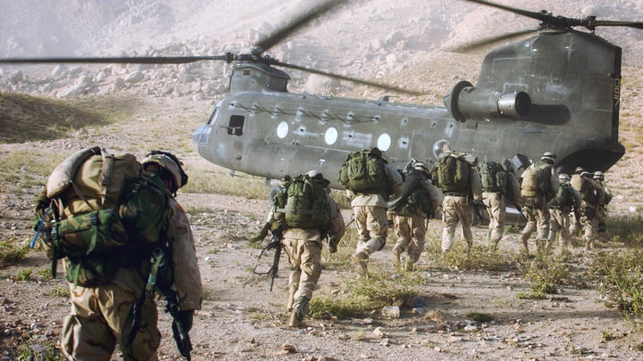 dt  from cyberwarfare to drones the future of conflict is electronic us th mountain division soldiers in afghanistan