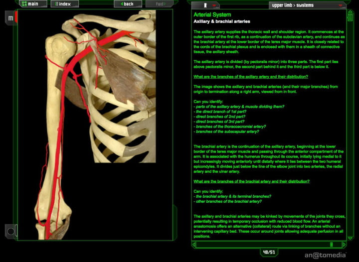 dead people problem doctors crave virtual cadavers us  b screenshot