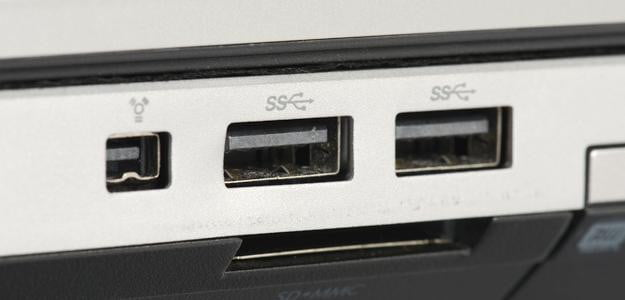 USB 3.0 ports PC connections