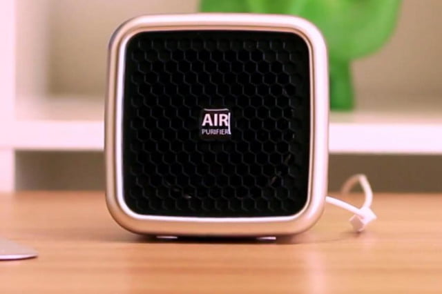 USB Air Purifier and Fan