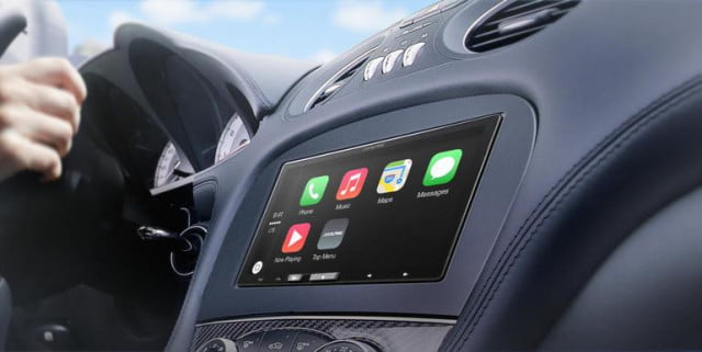 alpine premiers ilx  apple carplay receiver costs